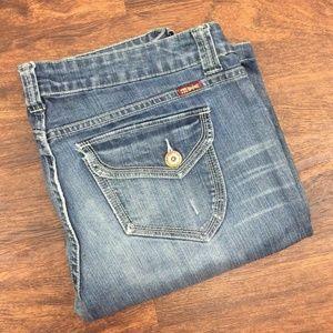 MAKERS OF TRUE ORIGINELS Women Boot Cut Denim Jean